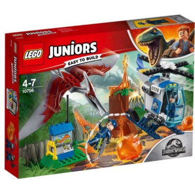 LEGO® Juniors Pteranodon Escape 10756