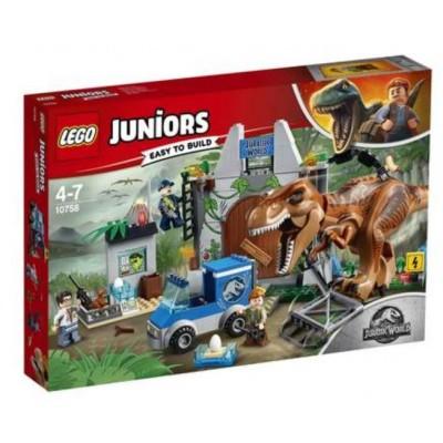 LEGO® Juniors T Rex Breakout 10758
