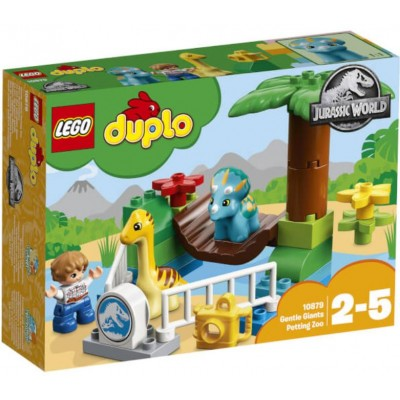 LEGO® DUPLO® Jurassic World Gentle Giants Petting Zoo 10879