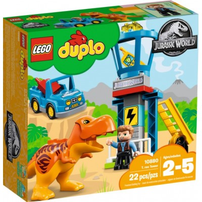 LEGO® DUPLO® Jurassic World T Rex Tower 10880