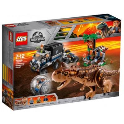 LEGO® Jurassic World™ Carnotaurus Gyrosphere Escape 75929