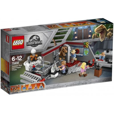 LEGO® Jurassic World™ Jurassic Park Velociraptor Chase 75932