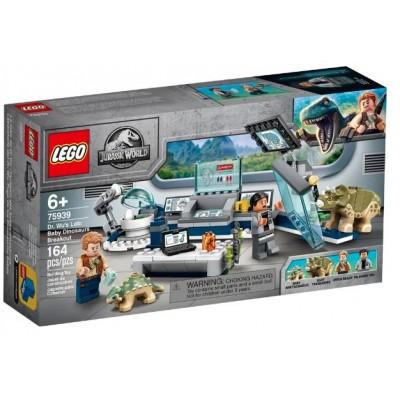 LEGO® Jurassic World Dr. Wu's Lab: Baby Dinosaurs Breakout 75939
