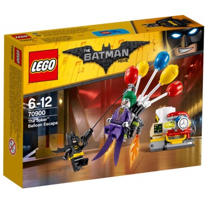 LEGO® The Joker™ Balloon Escape 70900