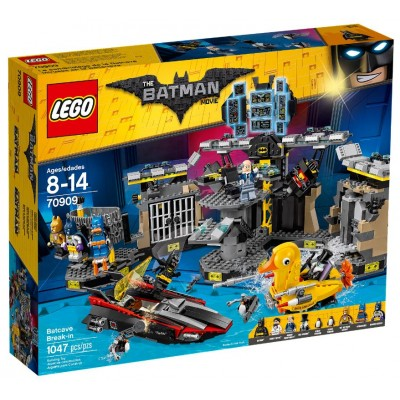 LEGO® Batcave Break-in 70909