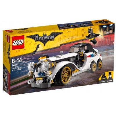 LEGO® The Penguin™ Arctic Roller 70911