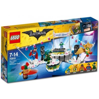 LEGO® The Justice League™ Anniversary Party 70919