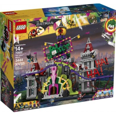LEGO® The Joker™ Manor 70922