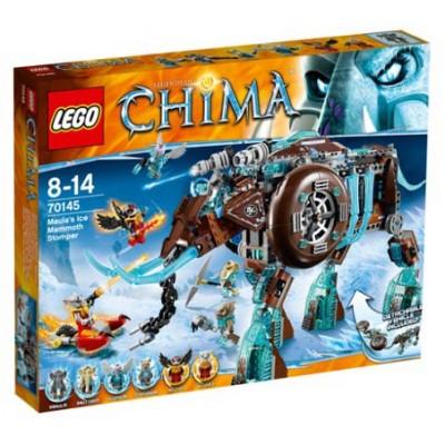 LEGO® Maula's Ice Mammoth Stomper 70145
