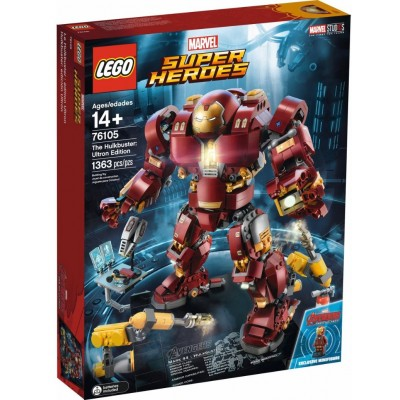 LEGO® Marvel Super Heroes The Hulkbuster: Ultron Edition 76105
