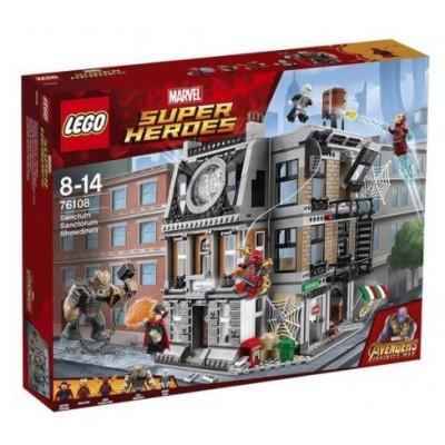 LEGO® Marvel Super Heroes™ Sanctum Sanctorum Showdown 76108