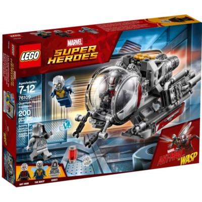 LEGO® Marvel Super Heroes™ Quantum Realm Explorers 76109