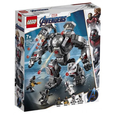 LEGO® Marvel Super Heroes™ War Machine Buster 76124