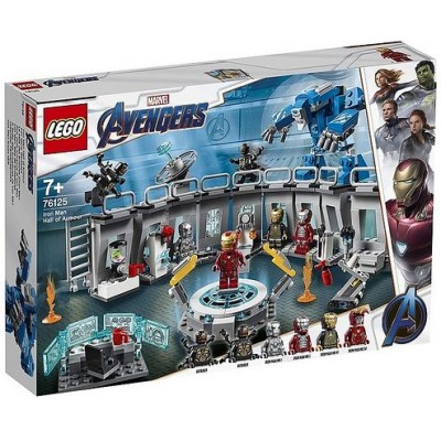 LEGO® Marvel Super Heroes™ Iron Man Hall of Armor 76125