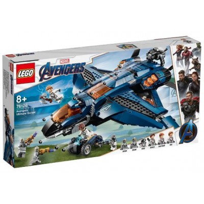 LEGO® Marvel Super Heroes™ Avengers Ultimate Quinjet 76126
