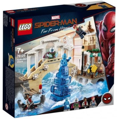 LEGO® Marvel Super Heroes™ Spider-Man Hydro-Man Attack 76129