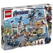 LEGO® Marvel Super Heroes™ Avengers Compound Battle 76131