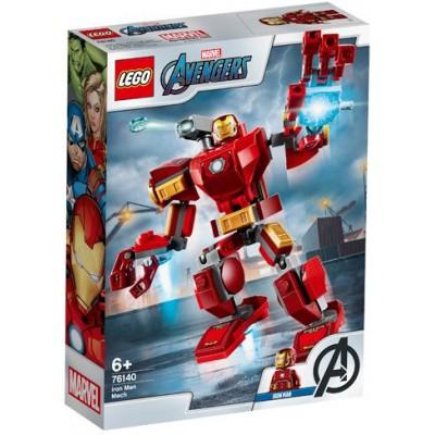 LEGO® Marvel Super Heroes™ Avengers Iron Man Mech 76140