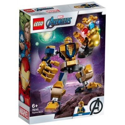 LEGO® Marvel Super Heroes™ Thanos Mech 76141