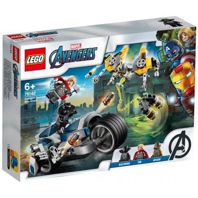 LEGO® Marvel Super Heroes™ Avengers Speeder Bike Attack 76142