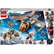 LEGO® Marvel Super Heroes™ Avengers Hulk Helicopter Rescue 76144