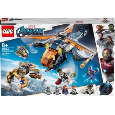 LEGO® Marvel Super Heroes™ Avengers Hulk Helicopter Rescue 76144