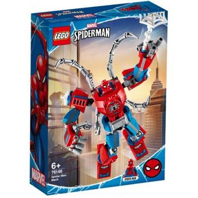 LEGO® Marvel Super Heroes™ Spider-Man Mech 76146