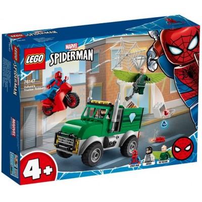 LEGO® Marvel Super Heroes™ Vulture's Trucker Robbery 76147