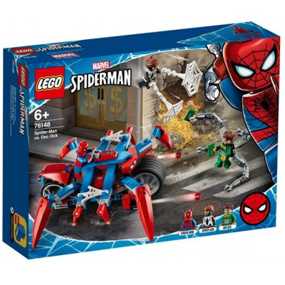 LEGO® Marvel Super Heroes™ Spider-Man vs. Doc Ock 76148