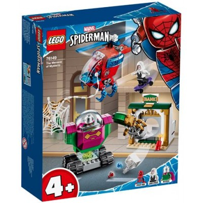 LEGO® Marvel Super Heroes™ The Menace of Mysterio 76149