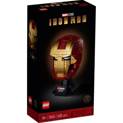 LEGO® Marvel Avengers Super Heroes™ Iron Man Helmet 76165