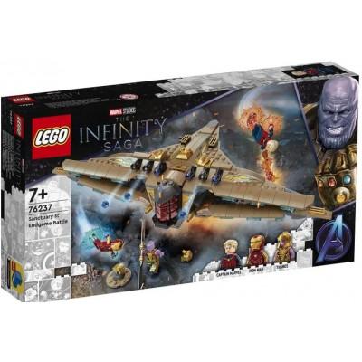 LEGO® Marvel Sanctuary II: Endgame Battle 76237