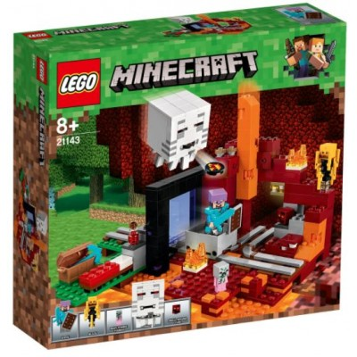 LEGO® Minecraft™ The Nether Portal 21143