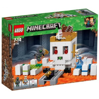 LEGO® Minecraft™ The Skull Arena 21145
