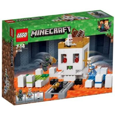 LEGO® Minecraft™ The Skull Arena 21145