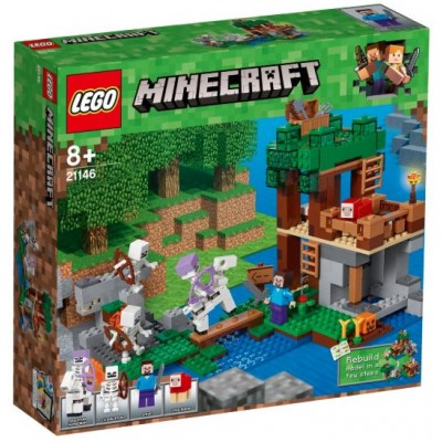 LEGO® Minecraft™ The Skeleton Attack 21146