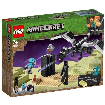 LEGO® Minecraft™ The End Battle 21151