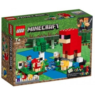 LEGO® Minecraft™ The Wool Farm 21153