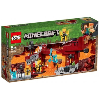 LEGO® Minecraft™ The Blaze Bridge 21154
