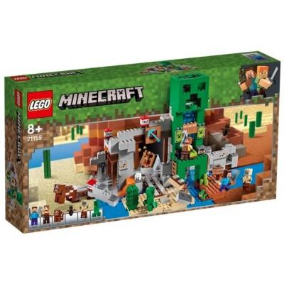 LEGO® Minecraft™ The Creeper™ Mine 21155