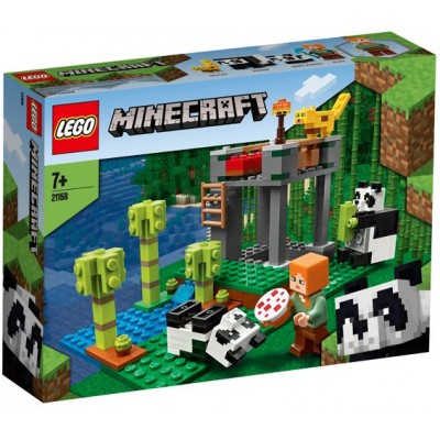 LEGO® Minecraft™ Panda Nursery 21158