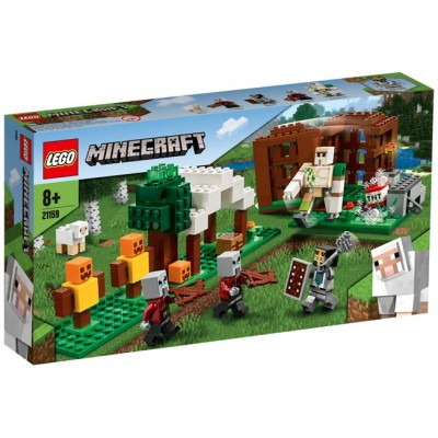 LEGO® Minecraft™ The Pillager Outpost 21159