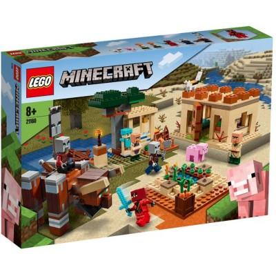 LEGO® Minecraft™ The Illager Raid 21160