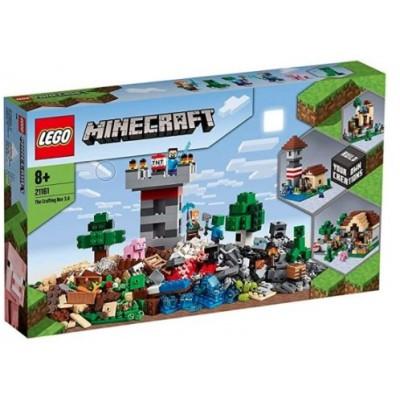 LEGO® Minecraft™ The Crafting Box 3.0 21161