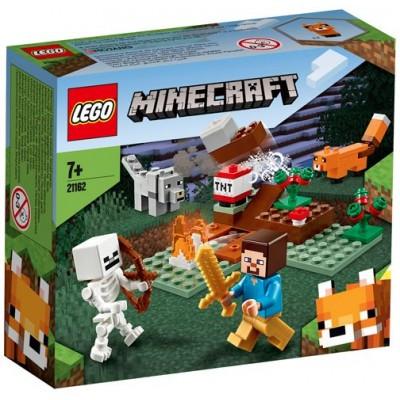 LEGO® Minecraft™ The Taiga Adventure 21162