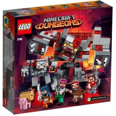 LEGO® Minecraft™ The Redstone Battle 21163