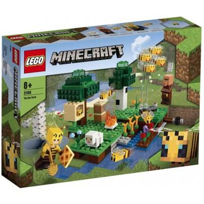 LEGO® Minecraft™ The Bee Farm 21165