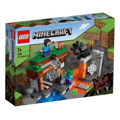 """LEGO® Minecraft™ The """"Abandoned"""" Mine 21166"""