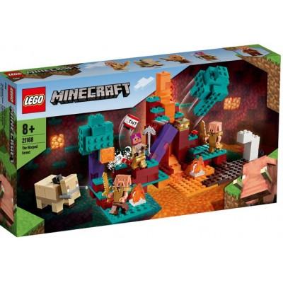 LEGO® Minecraft™ The Warped Forest 21168