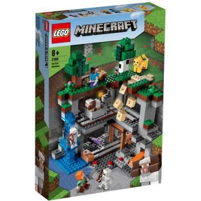 LEGO® Minecraft™ The First Adventure 21169